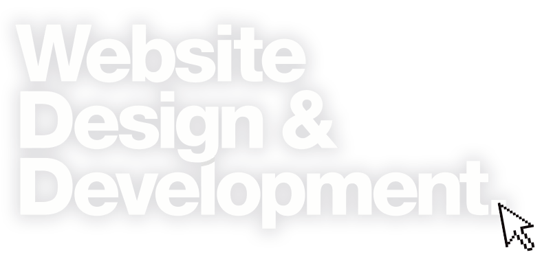 Website Design & Development.